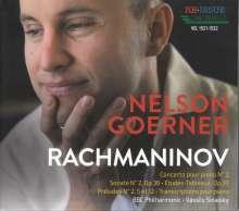 Sergej Rachmaninoff (1873-1943): Klavierkonzert Nr.3, 2 CDs