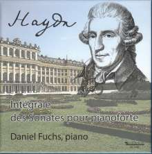 Joseph Haydn (1732-1809): Sämtliche Klaviersonaten, 11 CDs