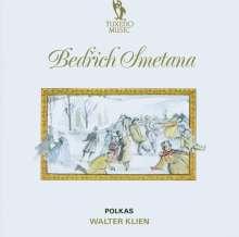 Bedrich Smetana (1824-1884): Polkas für Klavier, CD