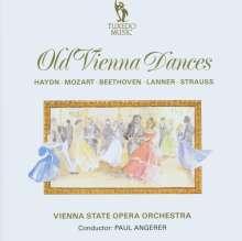 Wiener Staatsopernorchester - Old Vienna Dances, CD