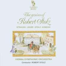 The Genius of Robert Stolz, CD