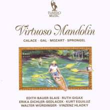 Virtuoso Mandolin, CD