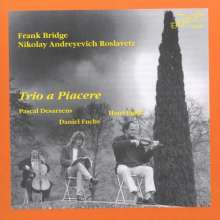 Frank Bridge (1879-1941): Klaviertrio Nr.2, CD