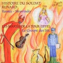 Igor Strawinsky (1882-1971): L'Histoire du Soldat, 2 CDs