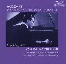 Wolfgang Amadeus Mozart (1756-1791): Klavierkonzerte Nr.17 & 24, CD