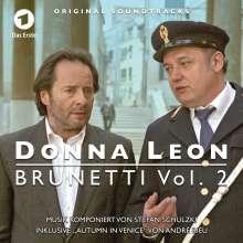 Filmmusik: Donna Leon: Brunetti Vol.2, 2 CDs