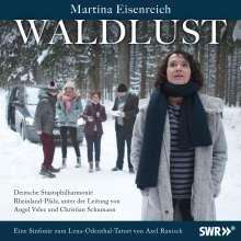 Filmmusik: Waldlust: Eine Sinfonie Zum Lena-Odenthal-Tatort, CD