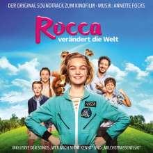 Annette Focks/Jonathan Express/Berlin Session Orch: Filmmusik: Rocca verändert die Welt, CD