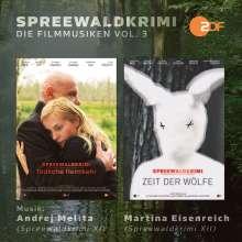 Filmmusik: Spreewaldkrimi: Die Filmmusiken Vol.3, CD