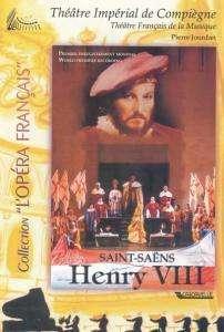 Camille Saint-Saens (1835-1921): Henry VIII, DVD