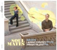 """Musik für Saxophon & Klavier """"Soul Mates"""", CD"""