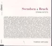 Johan Svendsen (1840-1911): Oktett für Streicher op.3, CD