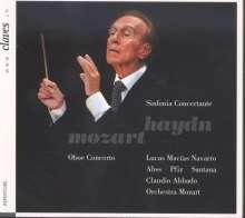 Wolfgang Amadeus Mozart (1756-1791): Oboenkonzert KV 314, CD