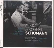 Robert Schumann (1810-1856): Sonate für Violine & Klavier Nr.2, CD