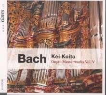 Johann Sebastian Bach (1685-1750): Orgelwerke Vol.5, CD