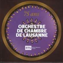 Orchestre de Chambre de Lausanne - 75 Ans, 7 CDs