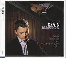 Kevin Jansson, Klavier, CD