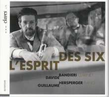 Davide Bandieri - Des Six L'Esprit, CD