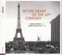 Fabrice Ferez & Marc Pantillon - At The Heart Of The 20th Century, CD