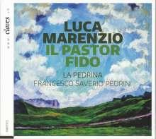 "Luca Marenzio (1553-1599): Madrigale aus ""Il Pastor Fido"", CD"