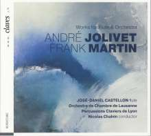 Andre Jolivet (1905-1974): Flötenkonzert, CD