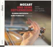 Plamena Nikitassova & Aline Zylberajch - Mozart und seine Zeitgenossen, CD