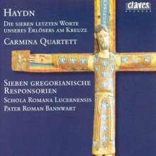 Joseph Haydn (1732-1809): Streichquartette Nr.50-56 (op.51 Nr.1-6), CD