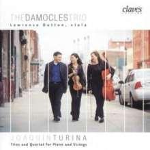 Joaquin Turina (1882-1949): Klaviertrios Nr.1 & 2, CD