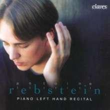 Antoine Rebstein,Klavier, CD