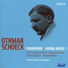 Othmar Schoeck (1886-1957): Chorwerke, CD