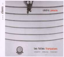 Cedric Pescia - Les Folies Francaises, CD