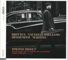 Ralph Vaughan Williams (1872-1958): Suite für Viola & Orchester, CD