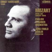 Ernst Haefliger singt Mozart-Arien, CD