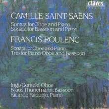 Francis Poulenc (1899-1963): Kammermusik für Bläser, CD