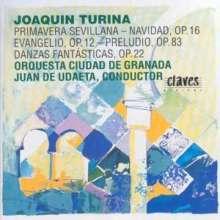 Joaquin Turina (1882-1949): Navidad op.16, CD