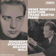 Heinz Rehfuss singt Lieder, CD