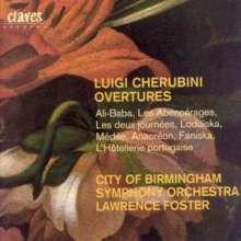 Luigi Cherubini (1760-1842): Ouvertüren, CD