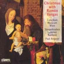 Christmas with Ramon Vargas, CD