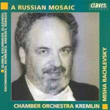 A Russian Mosaic, CD