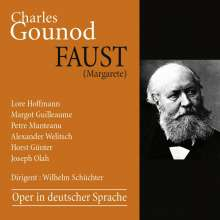 "Charles Gounod (1818-1893): Faust (""Margarethe""), 2 CDs"