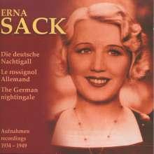 Erna Sack - Die deutsche Nachtigall, CD