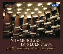 Strauss/Thomas/Donizett: Stimmenglanz Im Neuen H, 2 CDs