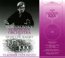 Vladimir Fedoseyev dirigiert, CD