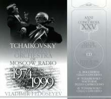 Boris Tschaikowsky (1925-1996): Cellokonzert, CD