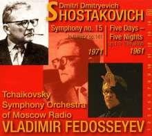 Dmitri Schostakowitsch (1906-1975): Symphonie Nr.15, CD