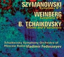 Mieczyslaw Weinberg (1919-1996): Symphonie Nr.6, CD