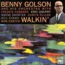 Benny Golson (geb. 1929): Walkin', CD