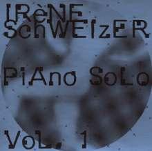 Irene Schweizer (geb. 1941): Piano Solo Vol. 1, CD
