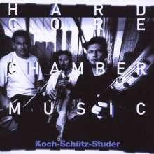 Hans Koch (geb. 1948): Hardcore Chambermusic, CD