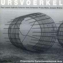 Urs Voerkel: Propinquity Zwischenzeitstück Aria, 2 CDs